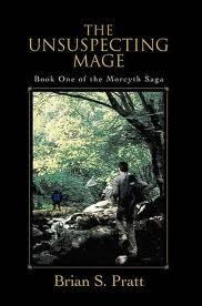 The Unsuspecting Mage - Cover