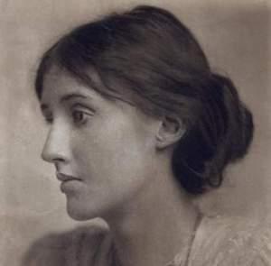 Young Virginia Woolf, 1902