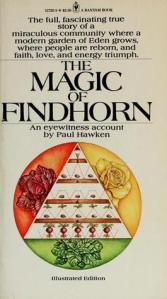 The Magic of Findhorn book cover