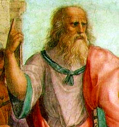 Plato as Imagined by Raphael