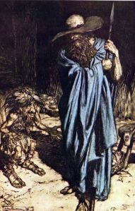 Wotan Visits Mime