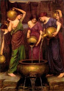 The Danaides by John William Waterhouse, 1903