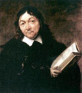 Portrait of René Descartes by Jan Baptist Weenix