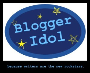 Blogger Idol Logo