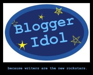 Blogger Idol Logo