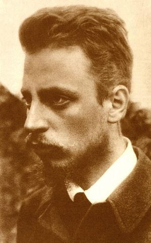Rainer Maria Rilke, 1900