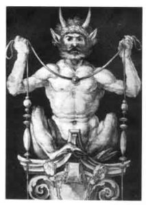 Portrayal of the Devil