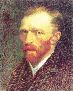 Vincent van Gogh - Self Portrait