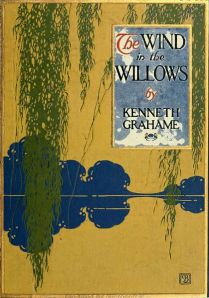 Early cover for The Wind in the Willows