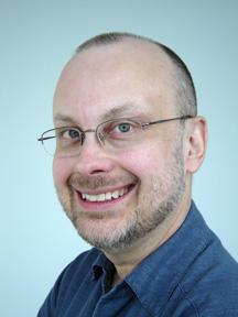 Science fiction writer Robert J. Sawyer