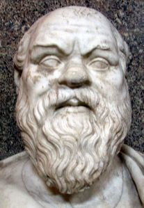 The Socrates Bust in the Vatican