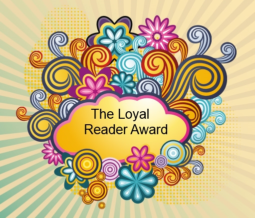 Loyal Reader Award Logo