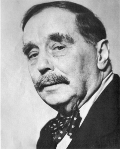 H. G. Wells in Middle Age